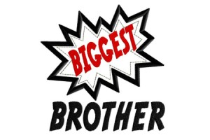 Biggest Brother Action Bubble