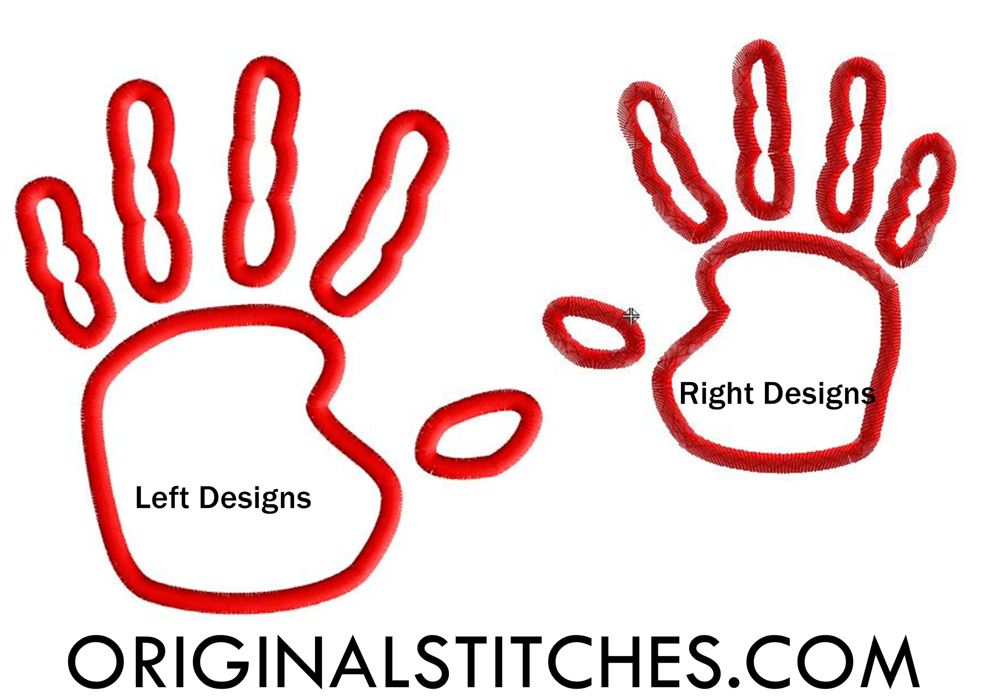 Right Hand Clip Art Right hand sizes: