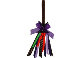 Ribbon Witch's Broom