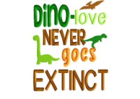 Dino-love Never Goes Extinct