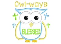 Owl-ways BLESSED