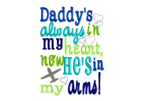 Daddy's Always in My Heart (Heavy)