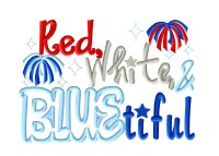 Red, White, & BLUEtiful