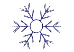 Snowflake - Quick Stitch